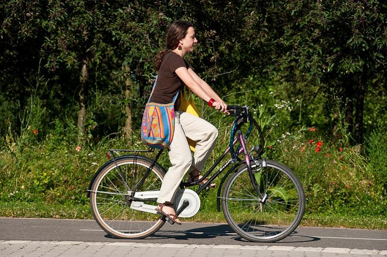 Rouler à vélo