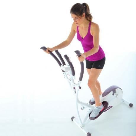 Perdre des kilos avec le v lo elliptique guide et conseils sur les v los - Velo elliptique cardio ...