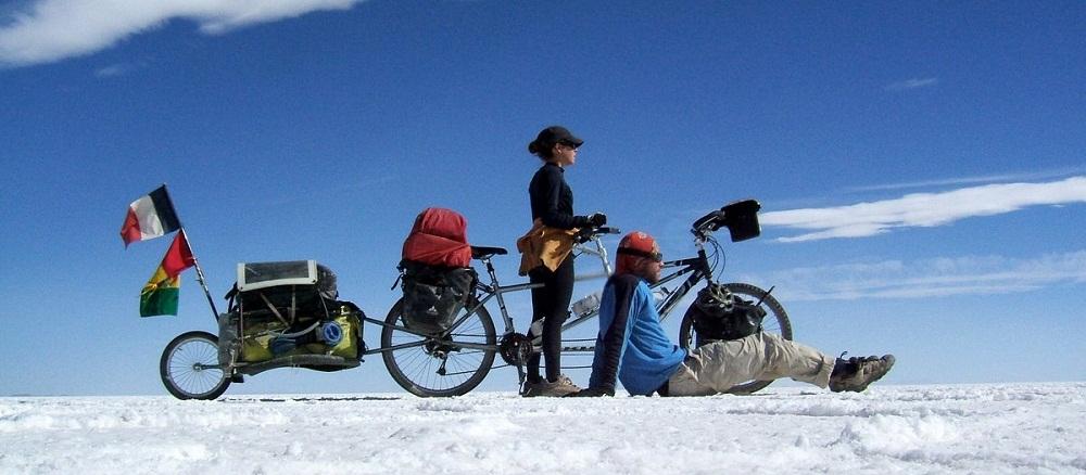 Le vélo électrique séduit les globe-trotteurs