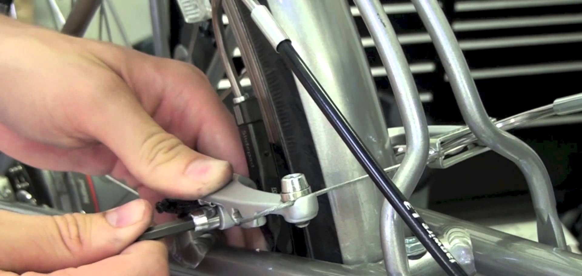 Les types de freins de vélo